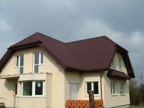 Realizacja skomplikowanego dachu na domku jednorodzinnym